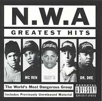 Various Artists : N.W.A. GREATEST HITS CD