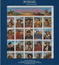 #2870 Legends of the West error sheet
