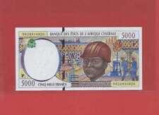 Etats de l'Afrique Centrale Tchad  5000 Francs Billet   N° 9924916826