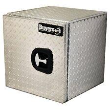 "Buyers Aluminum 18"" X 18"" X 18"" Underbody ToolBox - 1705201"