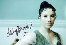 Sally HAWKINS Signed Autograph 12x8 Photo AFTAL COA English Actress
