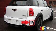 MINI Nuovo Originale COUNTRYMAN R60 S JCW Griglia Griglia Paraurti Posteriore Destro O/S 9804300