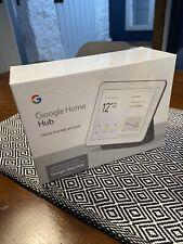 Google Nest Home hub- Chalk