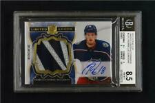 2017-18 UD The Cup Limited Logos Jersey Auto Pierre-Luic Dubois /50 BGS 8.5