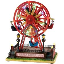 Multicolored LED Pre-lit Illuminated Ferris Wheel Christmas Decoration Xmas Gift