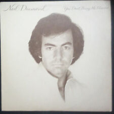 NEIL DIAMOND - YOU DON'T BRING ME FLOWERS VINYL LP AUSTRALIA