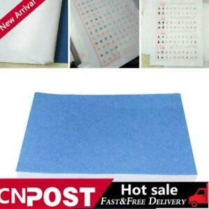 100Pcs Translucent Tracing Paper Calligraphy Craft Copying Sheet Drawing Q 1Y5T