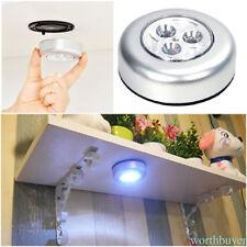 Touch Sensor Light Night Ceiling Night Light Battery Powered Bedroom Lamp Mini
