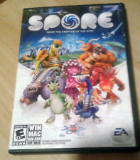 PC Game SPORE From The Creature of The Sims (DVD 2008) Complete