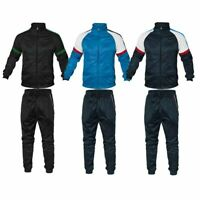 Diadora - CUFF SUIT CORE LIGHT - TUTA IN ACETATO UOMO FULL ZIP  - art.  174309