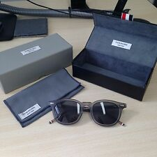 Authentic Thom Browne TB-403 Crystal Matte Grey - £495!