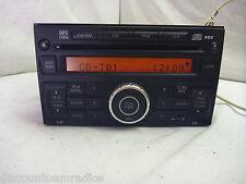 2011 2012 11 12 Nissan Cube Radio Cd Mp3 Player 28185-1FS0A CY01H  T04801
