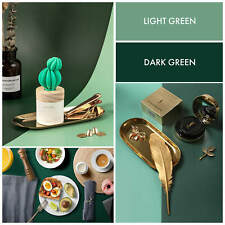 Light Green/Dark Green Hard-Wearing Dual-Sided Coated Coloured Paper Background