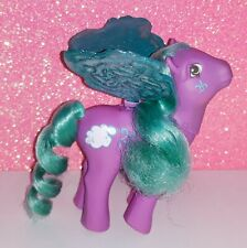 MY LITTLE PONY PETIT PONEY HASBRO MLP G1 1987 CLOUD PUFF FLUTTER PONIES WINGS