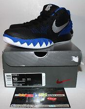 Nike Air Kyrie 1 I Brotherhood Black Royal White Sneakers Men's Size 10 New