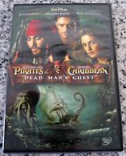 Pirates of the Caribbean 2: Dead Man's Chest DVD (Widescreen 2.35:1)