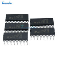 1/2/5/10PCS L293D L293 DIP-16 Stepper Push-Pull 4-Channel Motor Driver Chip