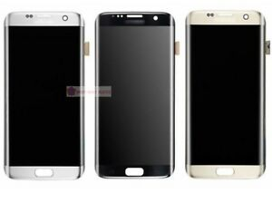 Full LCD Digitizer Screen Display replacement part for Samsung Galaxy S7 Edge