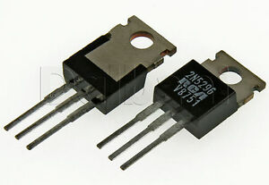 2N5296 Original New RCA Transistor