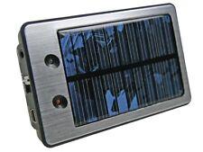 CARGADOR DE BATERIA SOLAR PARA MOVIL Y OTROS 5.5-7.5-9.5V 4 CONECTORES BD2797