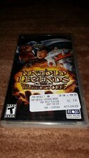 UNTOLD LEGENDS THE WARRIOR'S CODE PLAYSTATION PORTABLE PSP BRAND NEW SEALED!
