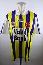 Fenerbahce Trikot Gr. L / XL #4 Jersey Adidas 1996/1997 Vakif Bank Türkei Shirt