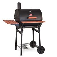 Charcoal Barbecue Grill Smoker Cookout Patio Backyard Picnic Cooking Outdoor NEW