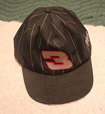 DALE EARNHARDT D.E. SENIOR SR #3 BALL CAP HAT SPORTS IMAGE