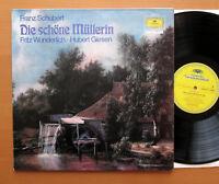 DG 2538 347 Schubert Die Schone Mullerin Fritz Wunderlich Hubert Giesen NM/EX