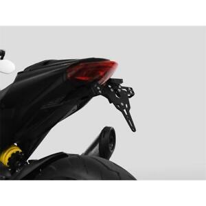 Ducati Monster 937 Anno di Cost. 2021-22 Zieger Pro Targa Supporto Placca Corto