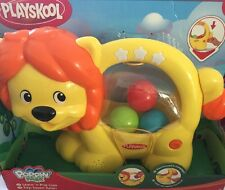 Playskool Poppin' Park Learn 'N Pop Lion Toy - Learn to Count In 4 Languages