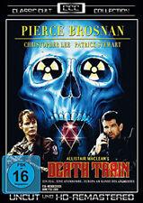 Death Train NEW PAL Cult DVD D.Jackson Pierce Brosnan Christopher Lee P. Stewart