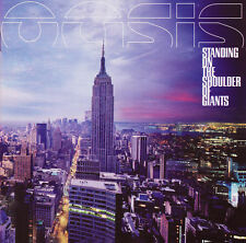 CD Oasis (2) ‎– Standing On The Shoulder Of Giants EUROPE 2000  Helter Skelter