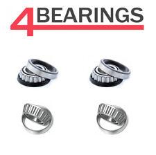 Set of 4 L44643/L44610 Taper Roller Bearing (25.40x50.29x14.22)