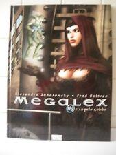 Megalex2 L' angelo gobbo   Alexandro Jodorowsky-Fred Beltran Grifo Ediz.  2002.