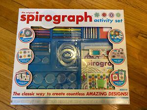 SPIROGRAPH MEGA ART COLORING CRAFT ACTIVITY SET EXCLUSIVE NEW NIB!