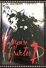 Vampire Hunter D   Japanese Animation HONG KONG ACTION MOVIE