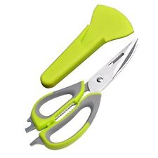 10 in 1 Kitchen Shears Scissor Multipurpos Stainless Steel Scissor poultry fruit