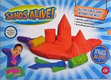 Sands Alive~Starter Set~fluro pink coloured sand
