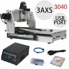 New 3Axis 3040 3D Cutter Engraving Drilling Machine USB CNC Router Engraver