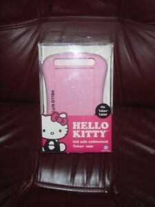 Hello Kitty Kid Safe Rubberized Tabeo Case  NEW