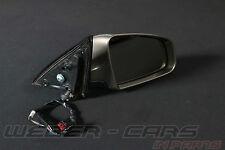 Orig Audi a6 4f SPECCHIETTI SPECCHI R Right Wing Mirror accoglienza VETRO SPECCHIO