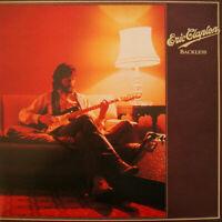"Eric Clapton – Backless Vinyl 12"" LP Gatefold Album RSO RSD 5001 1978 Free P&P"