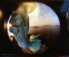 ORIGINAL PRINT ART PHOTOGRAPH STATUE OF LIBERTY NEW YORK USA LIMITED EDITION
