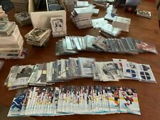 Hockey Mystery Pack 5 cards all HITS! LOADED!  1 auto-1 jersey-1 #run 1 YG 1 RC