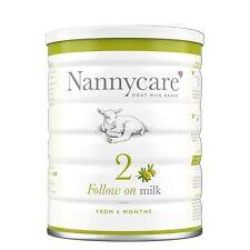 NannyCare Stage 2 Formula First Infant Goat Milk (900g)- Uk 1, 3, 4, 6 box