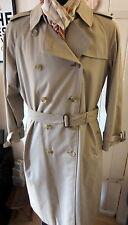 Burberry Women's Full Length Outdoor Button Coats & Jackets