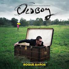 Roque Banos - Oldboy Soundtrack CD 2013 Varese Sarabande New and Sealed Rare