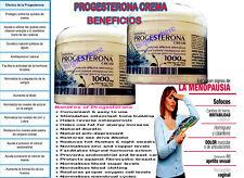 2 Natural Progesterone 1000mg Cream Xtra strength certificate Feminine Balance