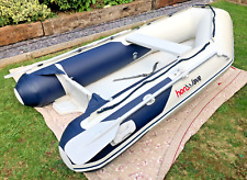 Honda Honwave 2.7m T27-IE2 Air-deck V-floor inflatable boat dinghy tender